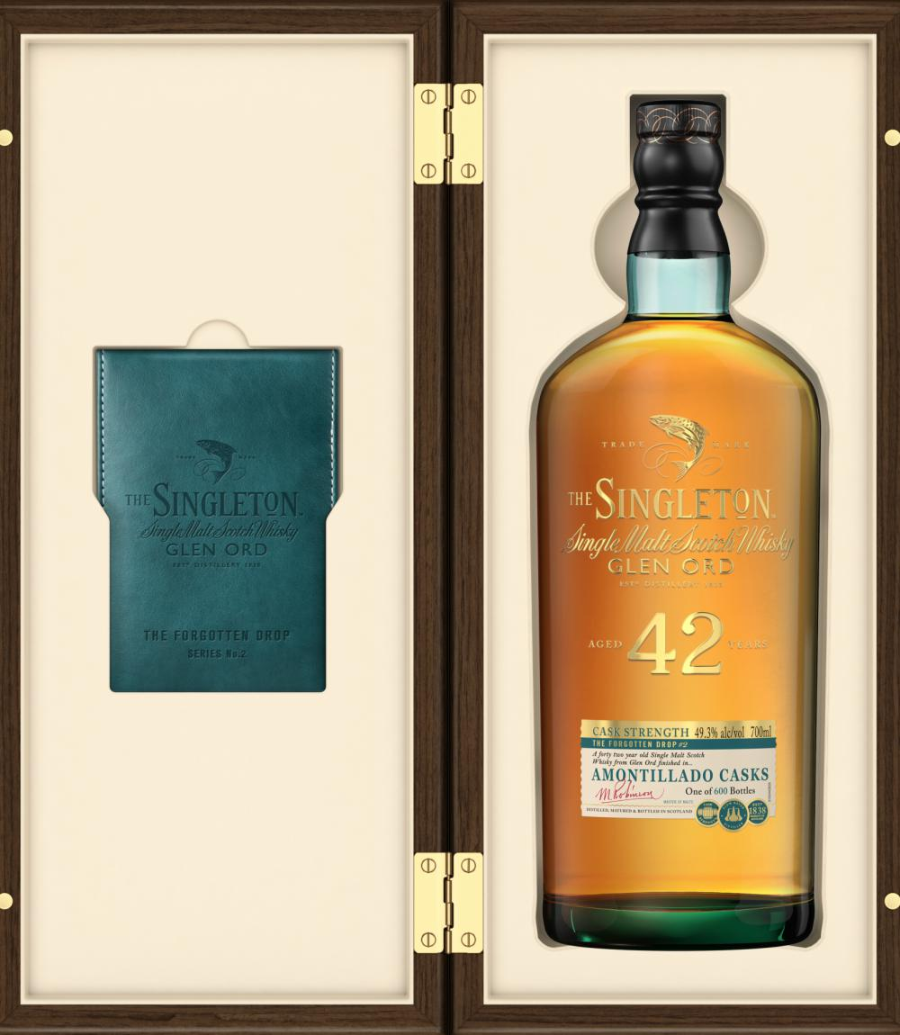 Limited Edition The Singleton of Glen Ord 42 Year Old in High Box - 苏格兰的时光窖藏:Singleton of Glen Ord 42年限量套装