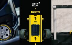 Montblanc x Pirelli Limited Edition Trolley Cabin with Pocket cover cover 240x150 - 邂逅纵情旅程:Montblanc x Pirelli 联名限量版旅行箱