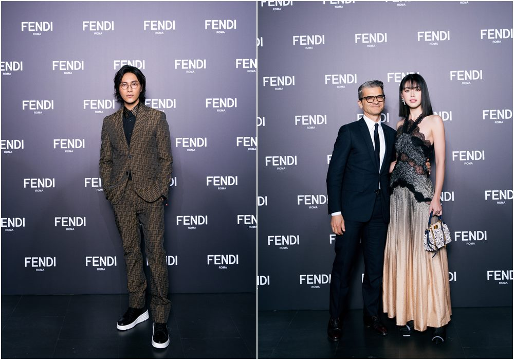 fendi shanghai fashion show chen kun - FENDI 男女时尚秀移师上海