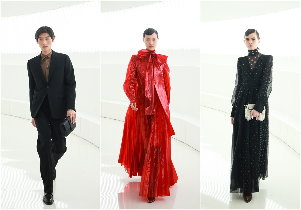 fendi shanghai fashion show mens clutch - FENDI 男女时尚秀移师上海