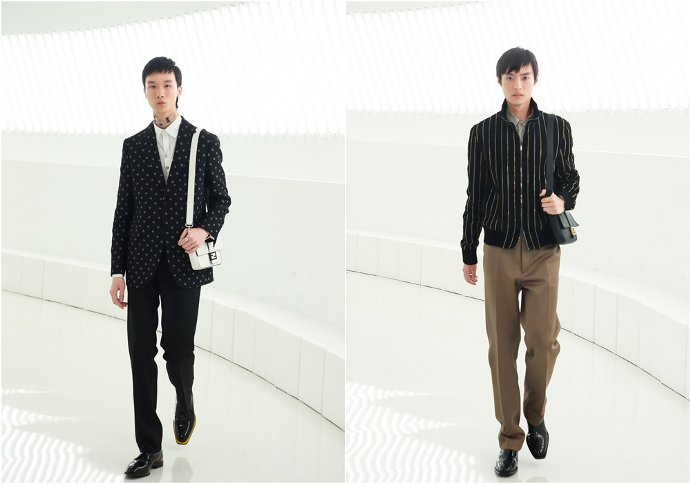 fendi shanghai fashion show mens jacket - FENDI 男女时尚秀移师上海