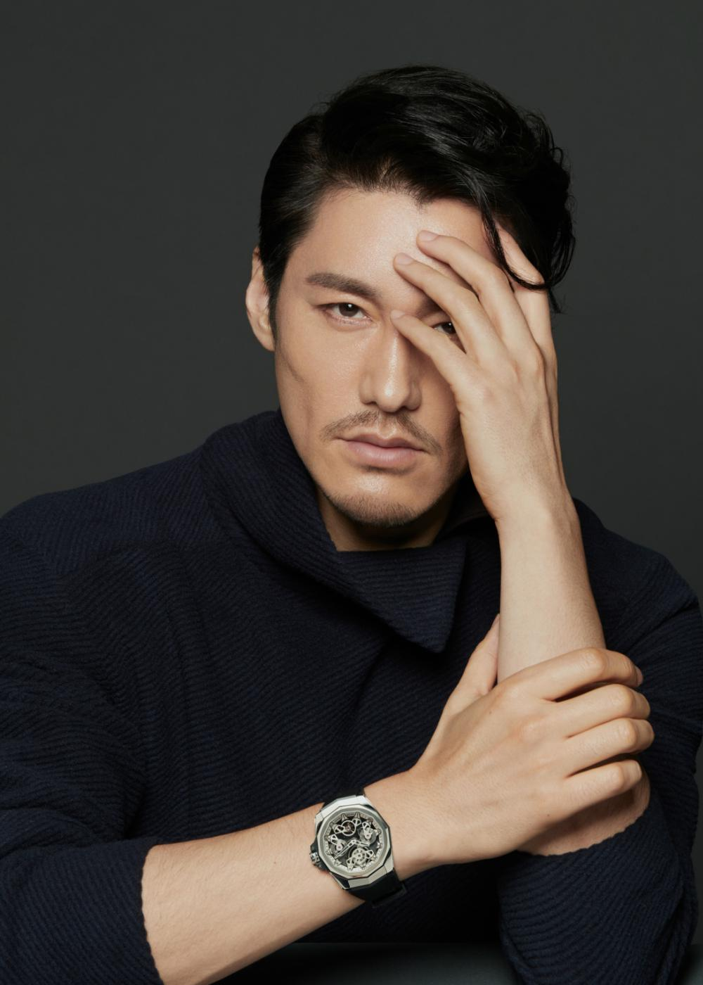 CORUM Global Brand Ambassador Mr. Hu Bing Moodshot 1 - 尽善尽美的绅士风格:胡兵续任 CORUM 品牌代言人