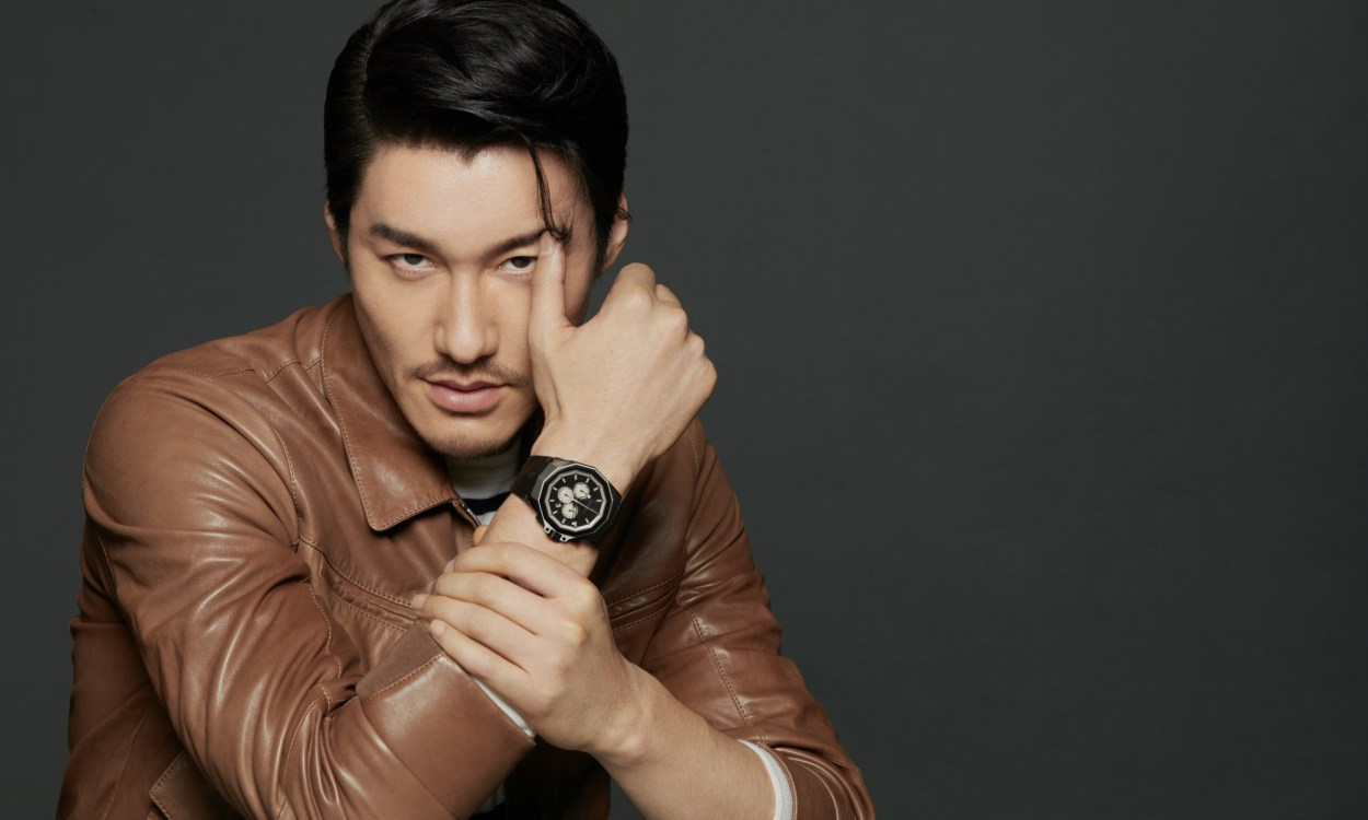 CORUM Global Brand Ambassador Mr. Hu Bing cover - 尽善尽美的绅士风格:胡兵续任 CORUM 品牌代言人