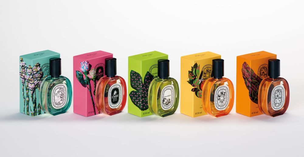 Diptyque Raw Materials In Colors Limited Collection Eau de toilette  - 关于色彩与香气,Diptyque 的调和艺术