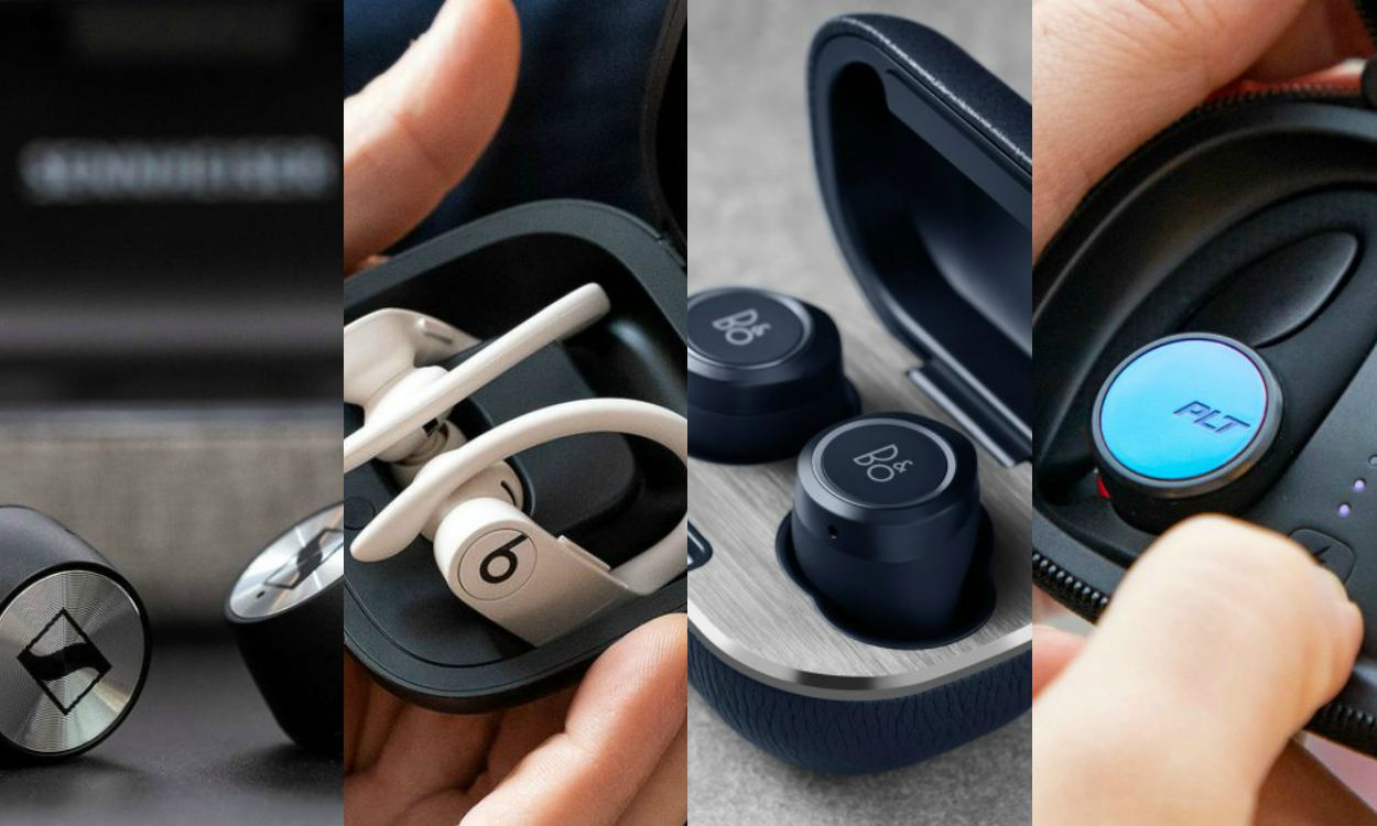 Editors Pick Earphone - Top Picks Bluetooth Earphones:精选蓝牙无线耳机