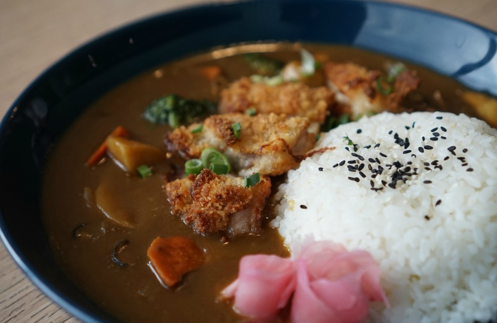 Food Review Kohi Yatta Katsu Curry Rice - 征服你我味蕾:KOHI YATTA 日式 FUSION 料理咖啡馆