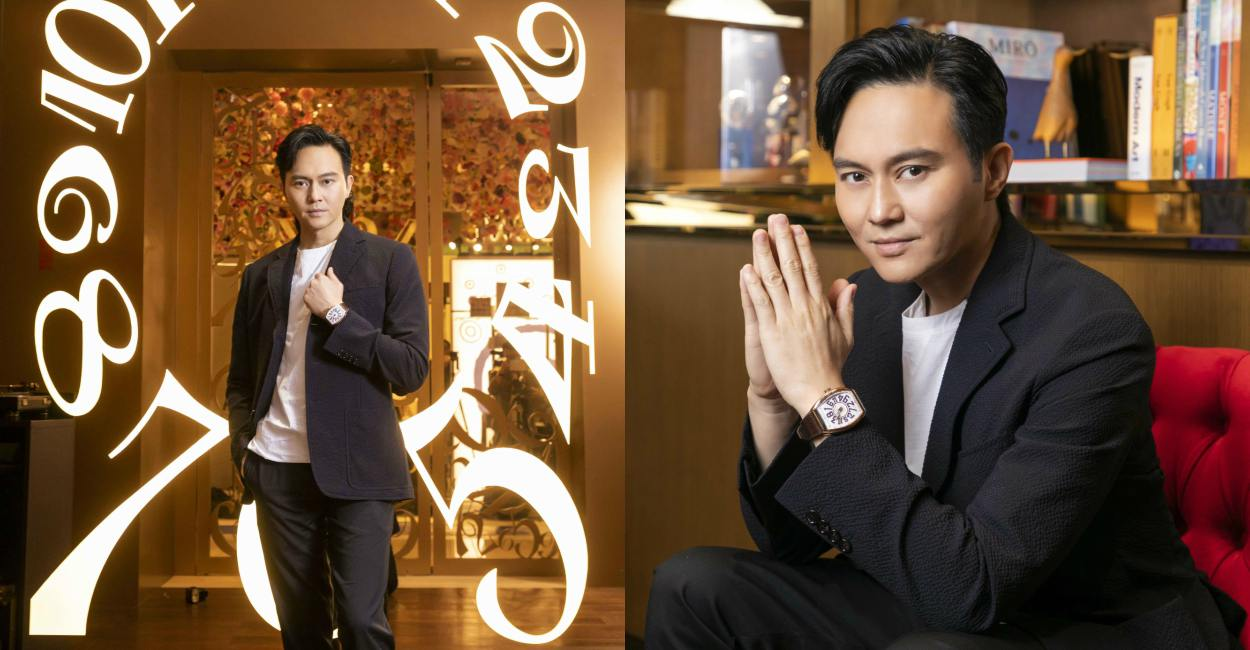 Franck Muller Shanghai and Taipei Opening Event Julian Cheung Cover - 亚太区品牌大使 张智霖为FRANCK MULLER精品店开幕