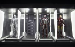 Hall of Armor which showcases the evolution of Iron Man suits 240x150 - 近距离接触超级英雄 Marvel Studios: Ten Year of Heroes exhibition
