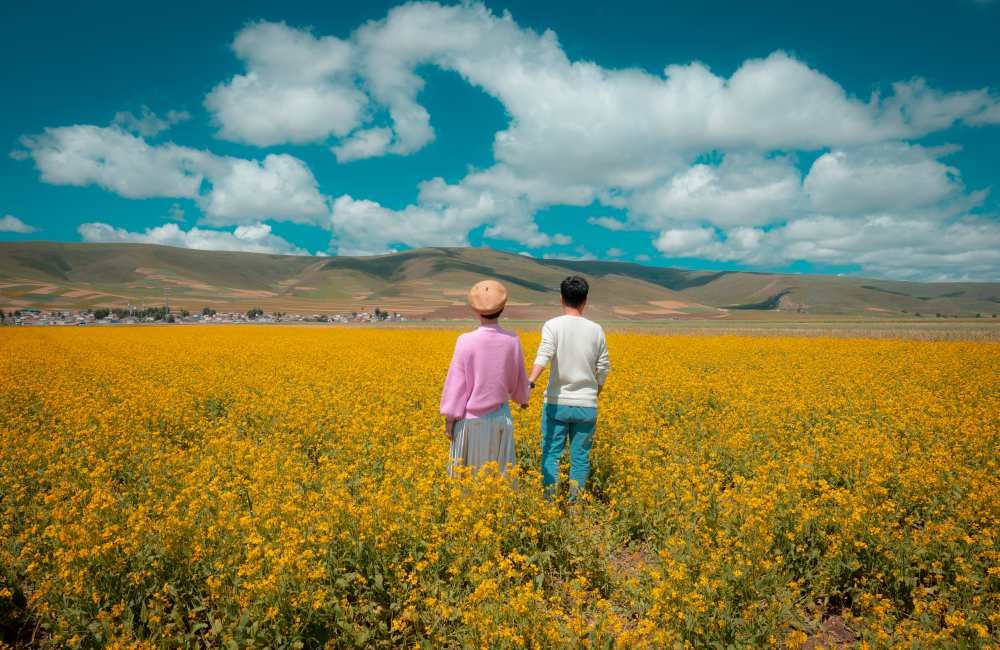 Kingssleeve Travel Issue Alston Lim x Kingssleeve Qinghai Couple Shoot 1 - 旅游特辑 Traveler's Stories (EP2):Alston 林泽辉