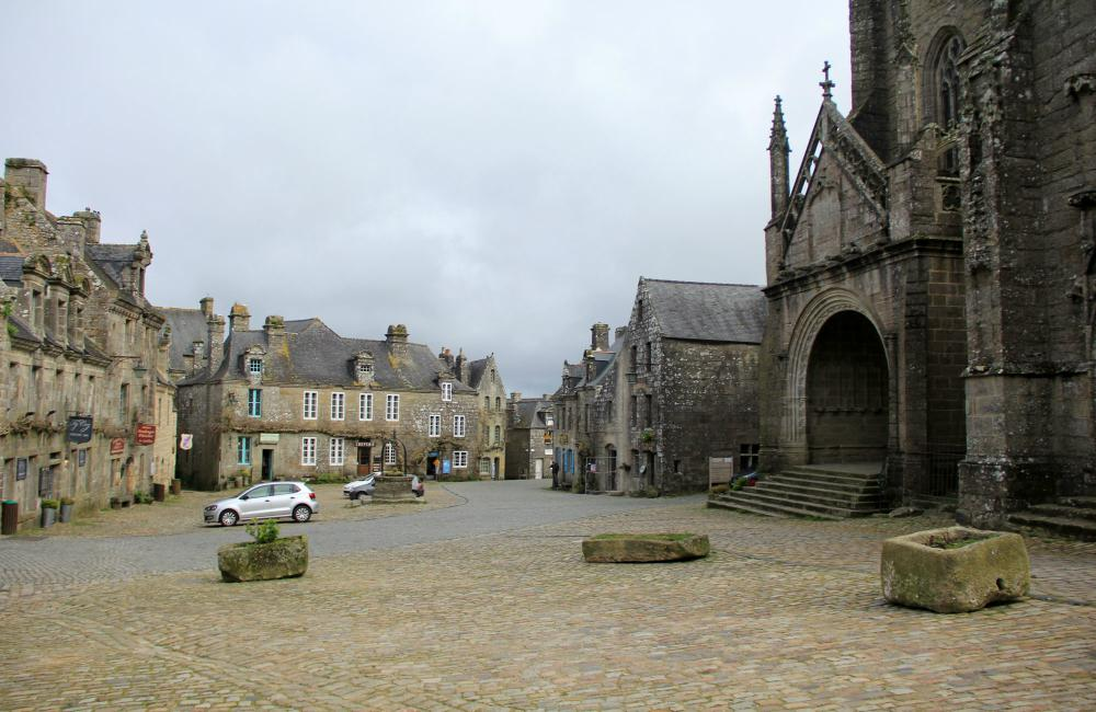 Kingssleeve Travel Issue DK Lin x Kingssleeve Locronan France - 旅游特辑 Traveler's Stories (EP1):DK 林道锦
