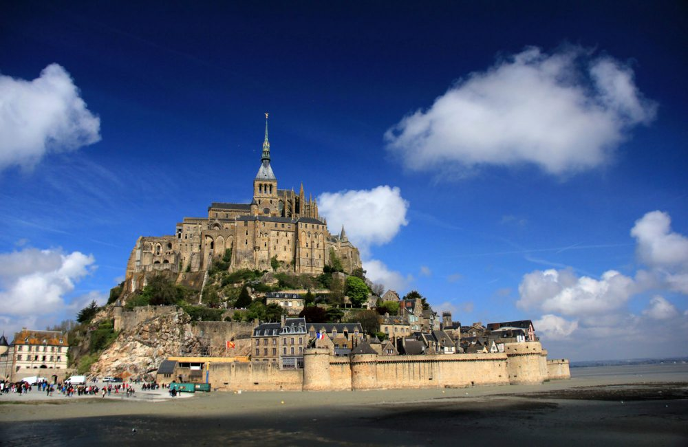 Kingssleeve Travel Issue DK Lin x Kingssleeve Mont Saint Michel - 旅游特辑 Traveler's Stories (EP1):DK 林道锦