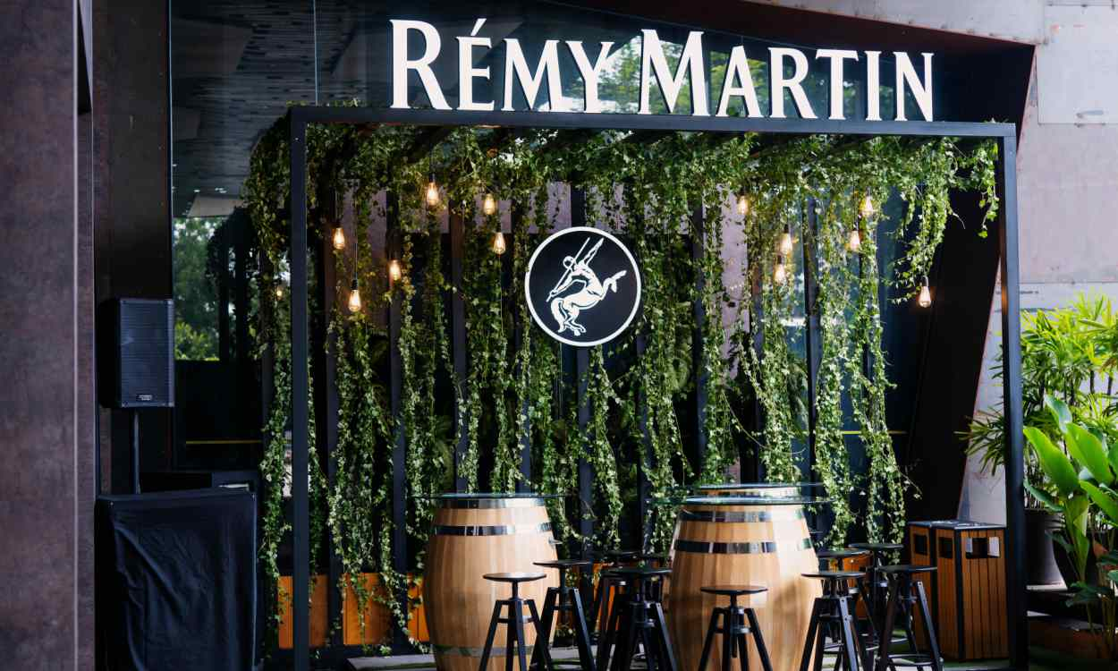 LA MAISON RÉMY MARTIN SEA Debut in KL cover - 创造极致干邑时光:LA MAISON RÉMY MARTIN