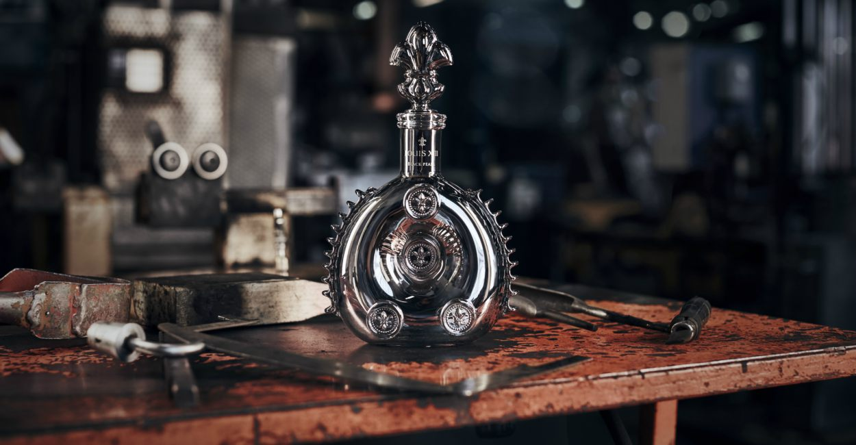 LOUIS XIII Black Pearl cover - 至臻佳酿 凝聚世纪芬芳:LOUIS XIII Black Pearl百年杰作