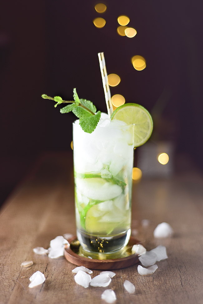 Mojito rum cocktail - 海盗之酒:Rum 朗姆酒背后的故事