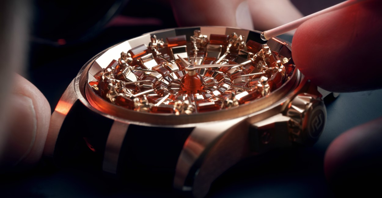 Roger Dubuis Timeless Chivalry – Excalibur Knights of the Round Table IV cover - 传承永恒的骑士精神:RD Timeless Chivalry 骑士腕表