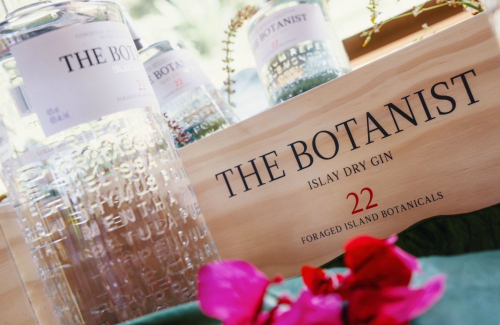 Unleash Your Inner Forager with The Botanist Event - 与植物学家释放内心灵魂:The Botanist Islay Dry Gin