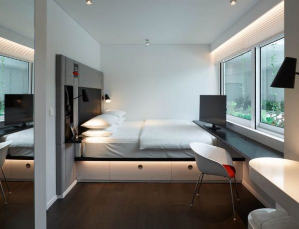 citizenm kl hotel guest room xl bed 600x460 - citizenM Hotel 物超所值的住宿体验