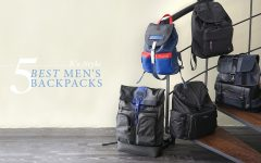 kingssleeve pick 5 best Mens backpacks 240x150 - K's Style: 5款高分男士后背包