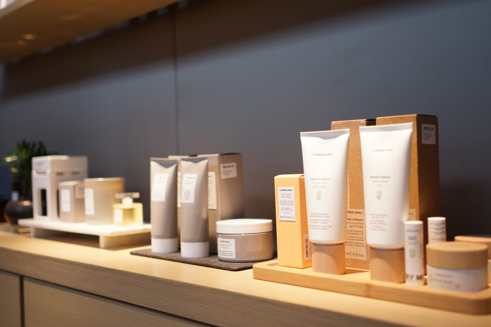 review at UR Spa The Ruma Hotel comfort zone beauty product - [编辑体验] 闹市绿洲UR Spa 放松身心灵