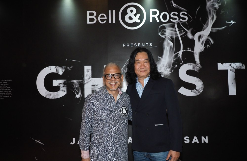 BELL ROSS presents GHOST by Jalaini Abu Hassan VIP AND GUEST - BELL & ROSS 与艺术家联手发起 GHOST 艺术展览