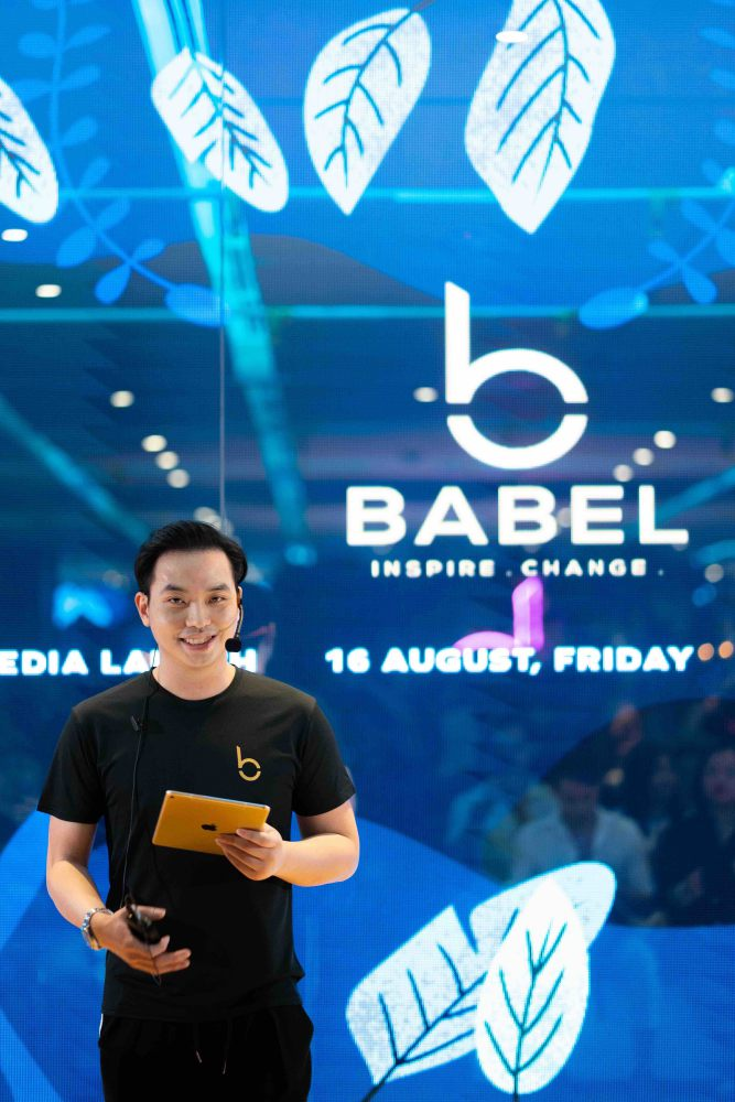 Babel Founder Tan Boon Yao - Babel KLCC 城中最潮健身中心