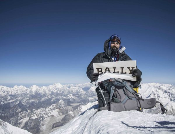 Bally Launches Peak Outlook Initiative To Preserve Mountains cover 600x460 - Bally Peak Outlook 为保护 Mount Everest 山脉努力