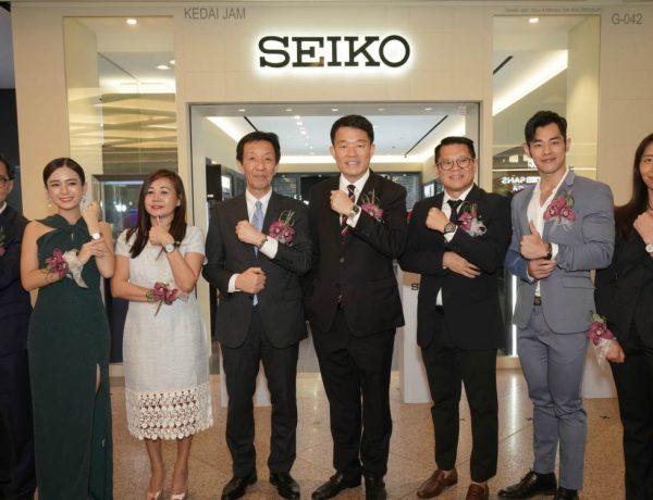 EIKO Introduces All New Credor Grand Seiko Prospex and Presage timepieces cover 600x460 - 欢庆精品店开幕:SEIKO 与 G.SEIKO 推介全新表系