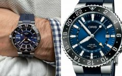 Editors Review Oris Aquis Date GMT Cover 240x150 - [编辑试戴]:ORIS AQUIS DATE GMT 双时区潜水表