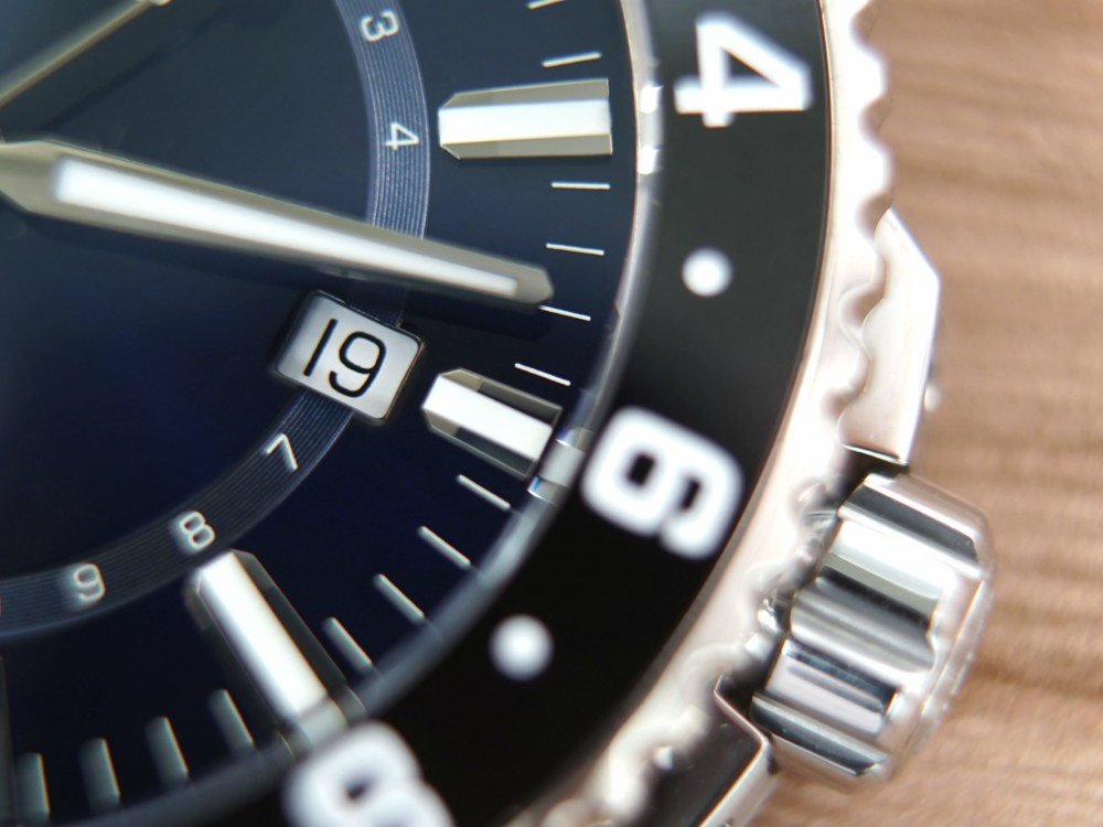 Editors Review Oris Aquis Date GMT Dial - [编辑试戴]:ORIS AQUIS DATE GMT 双时区潜水表
