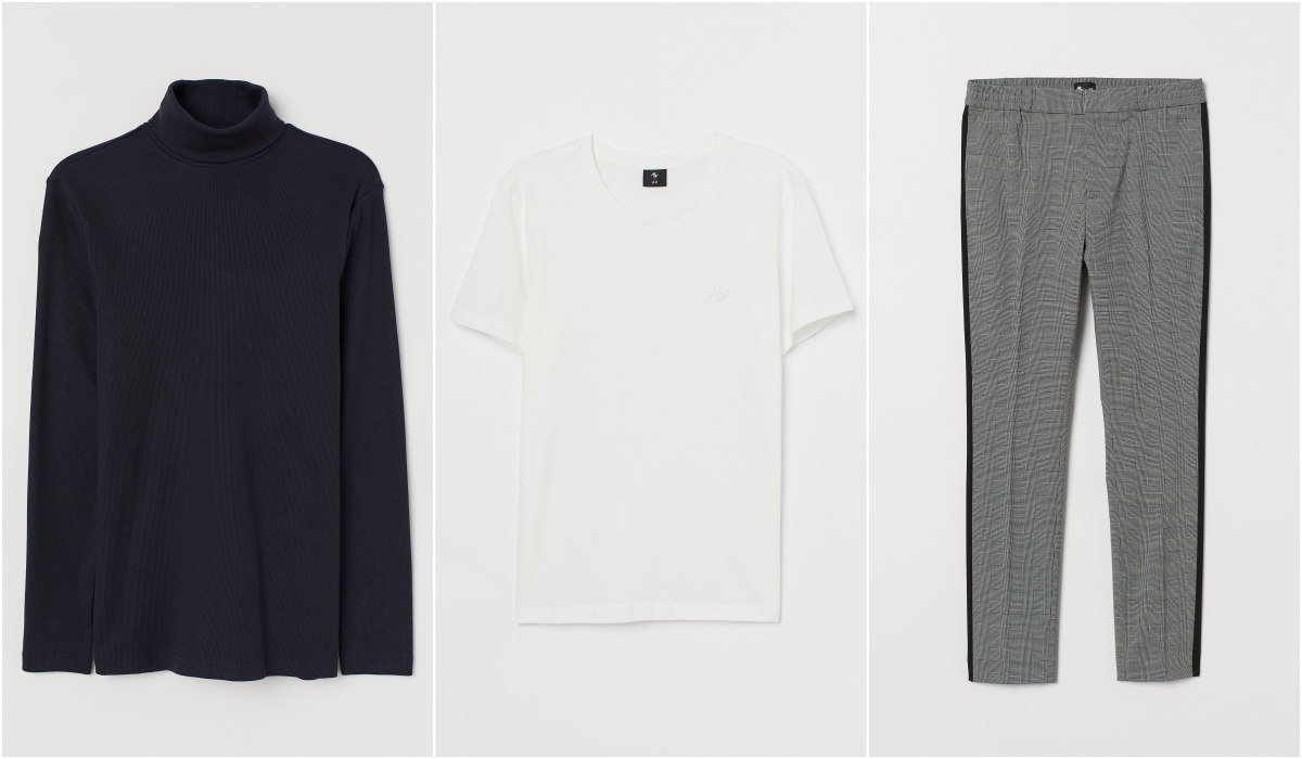HM x MenWith data based trouser - 数据时代!H&M x MenWith 找出男士最想穿的单品