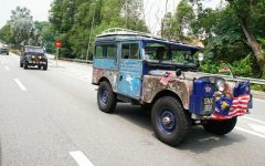 Land Rover The Last Overland From Singapore to London cover 240x150 - 再创越野万里传奇:THE LAST OVERLAND