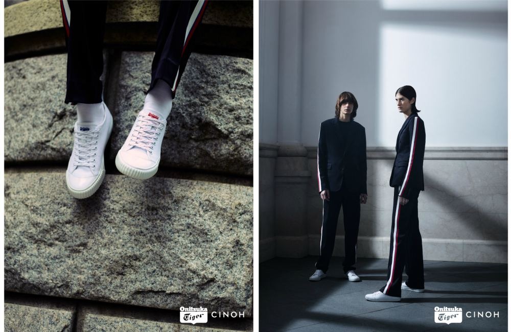 Onitsuka Tiger Unveils First Stage of Collaboration Project for 70th Anniversary moodshot 3 - 喜迎70周年联名首发:ONITSUKA TIGER X CINOH