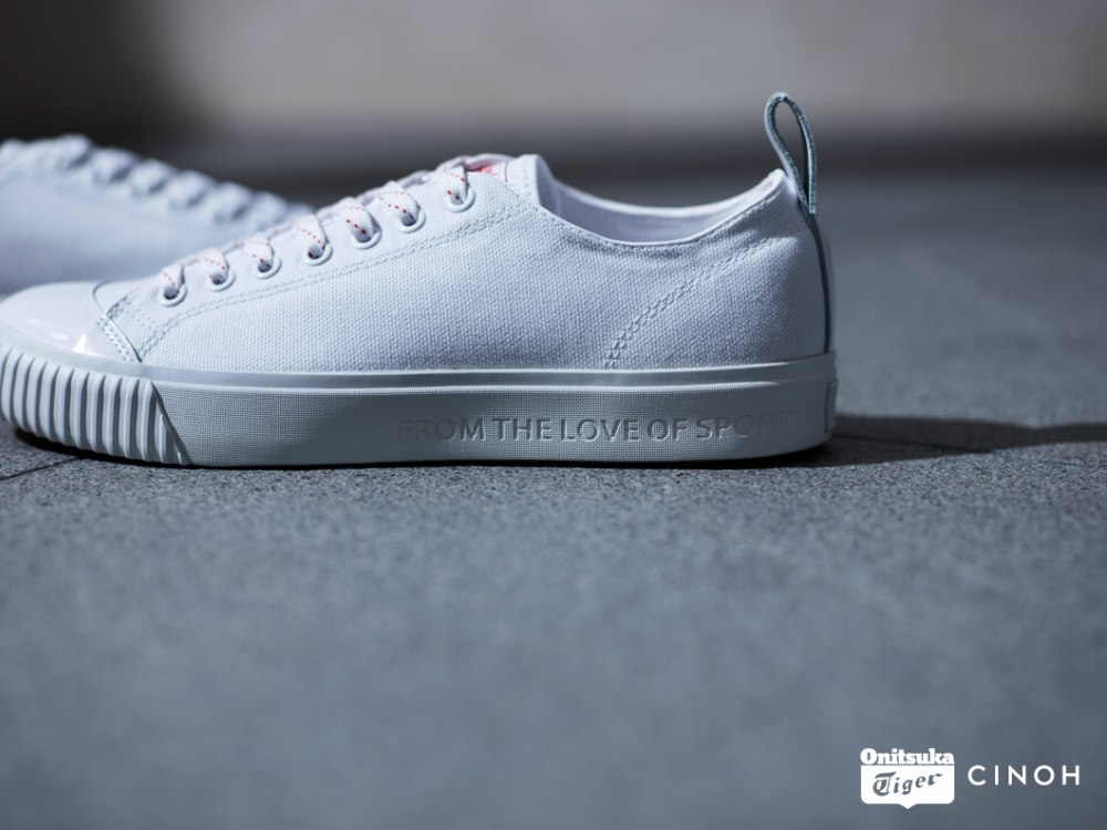Onitsuka Tiger Unveils First Stage of Collaboration Project for 70th Anniversary moodshot 4 - 喜迎70周年联名首发:ONITSUKA TIGER X CINOH