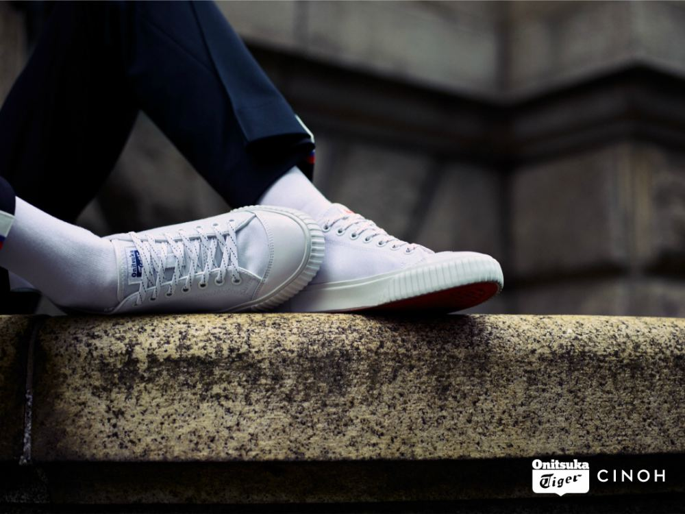 Onitsuka Tiger Unveils First Stage of Collaboration Project for 70th Anniversary moodshot 5 - 喜迎70周年联名首发:ONITSUKA TIGER X CINOH