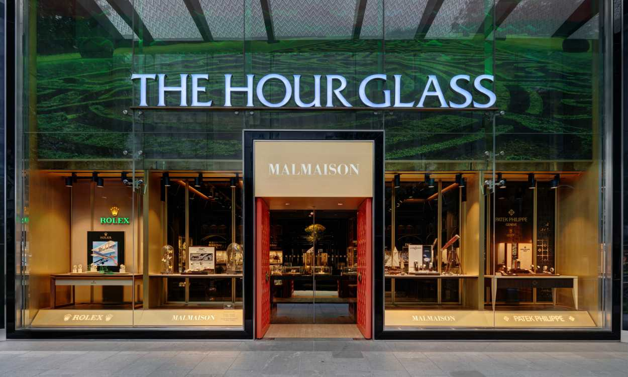 """The Hour Glass 40th Anniversary Then Now Beyond The Malmaison cover - 欢庆40周年呈献:THG """"Then Now Beyond"""" 艺术展"""
