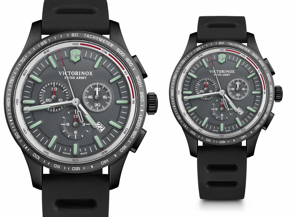 Victorinox Swiss Army Alliance Sport VSA Alliance Sport Black PVD - Companion for Every Adventure: Victorinox Alliance Sport