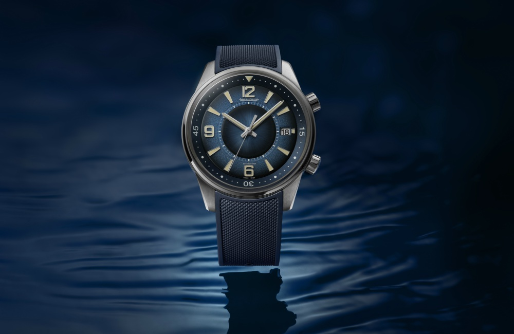 AEGER LECOULTRE POLARIS DATE IN LIMITED EDITION Moodshot - 稀珍巨献:JLC POLARIS DATE 日历限量版腕表