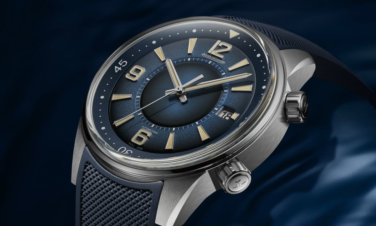 AEGER LECOULTRE POLARIS DATE IN LIMITED EDITION cover - 稀珍巨献:JLC POLARIS DATE 日历限量版腕表