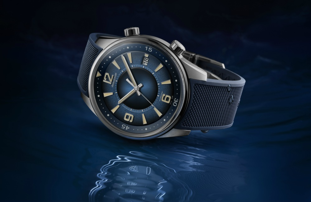 AEGER LECOULTRE POLARIS DATE IN LIMITED EDITION moodshot 1 - 稀珍巨献:JLC POLARIS DATE 日历限量版腕表