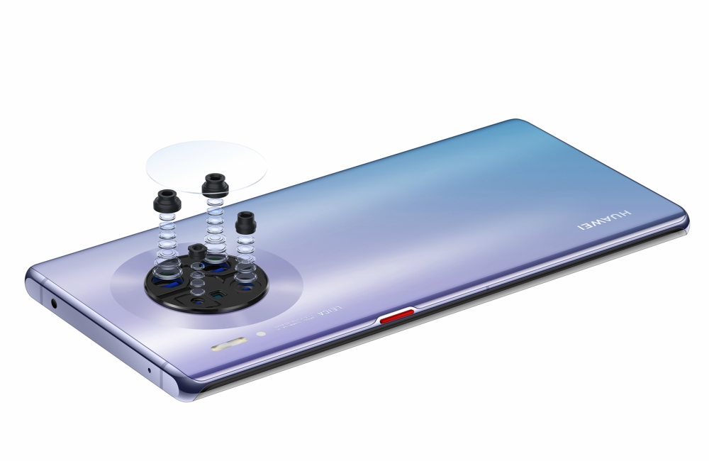 HUAWEI Mate 30 Series Camera Specification - 以5G之名 开创新智慧时代:HUAWEI Mate 30 & 30 PRO