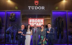 L R  Gary Chow General Manager of Sincere Fine Watches Malaysia   Sarah Lian   Gerald Teo cover 240x150 - 踏上世界海军之旅:TUDOR BLACK BAY 快闪钟表展