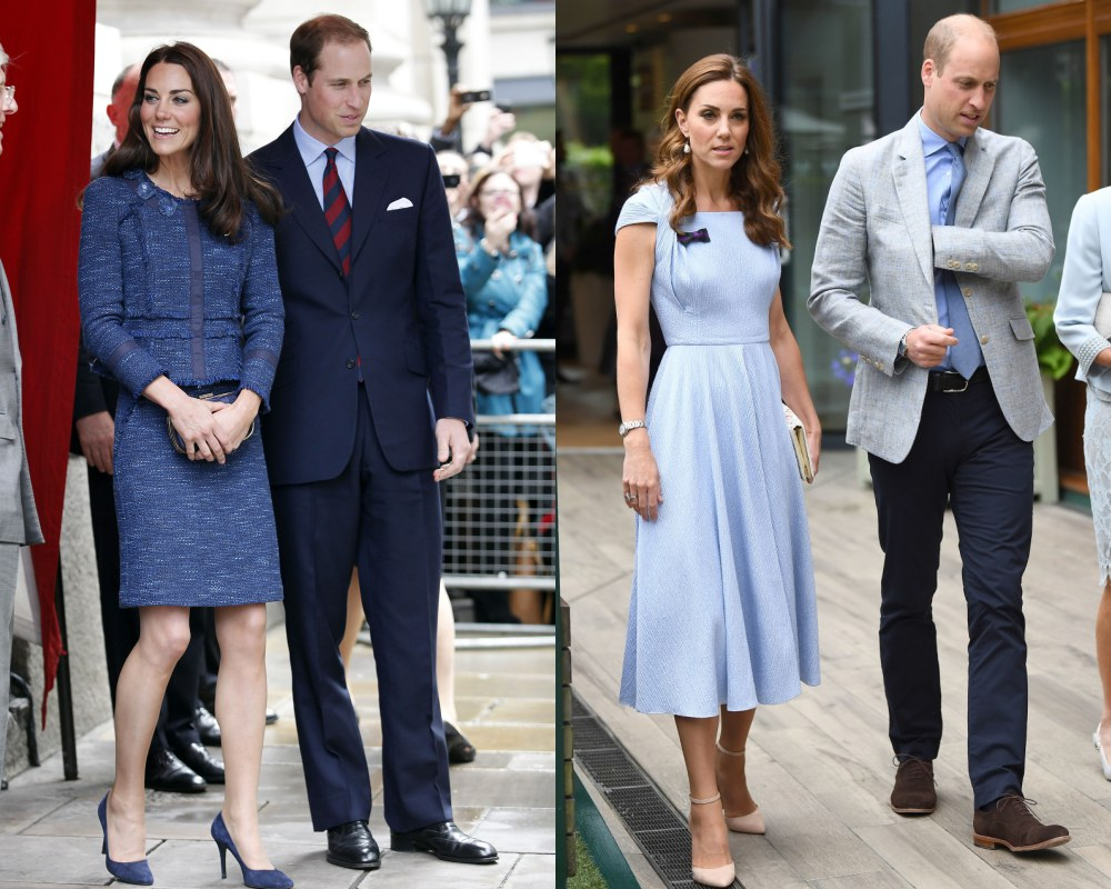 best couple style Prince William and Kate Middleton - K's Style: The Best Couple Wear 时尚情侣应该这么穿!