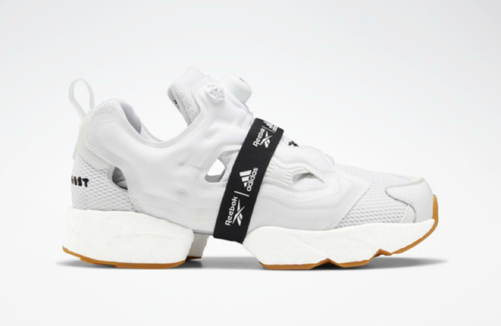 BeFuREEBOK AND ADIDAS UNVEIL RELEASE DATES FOR ALL NEW INSTAPUMP FURY BOOST Fury Boost 1 - 强强联手 独家呈献:INSTAPUMP FURY BOOST 系列