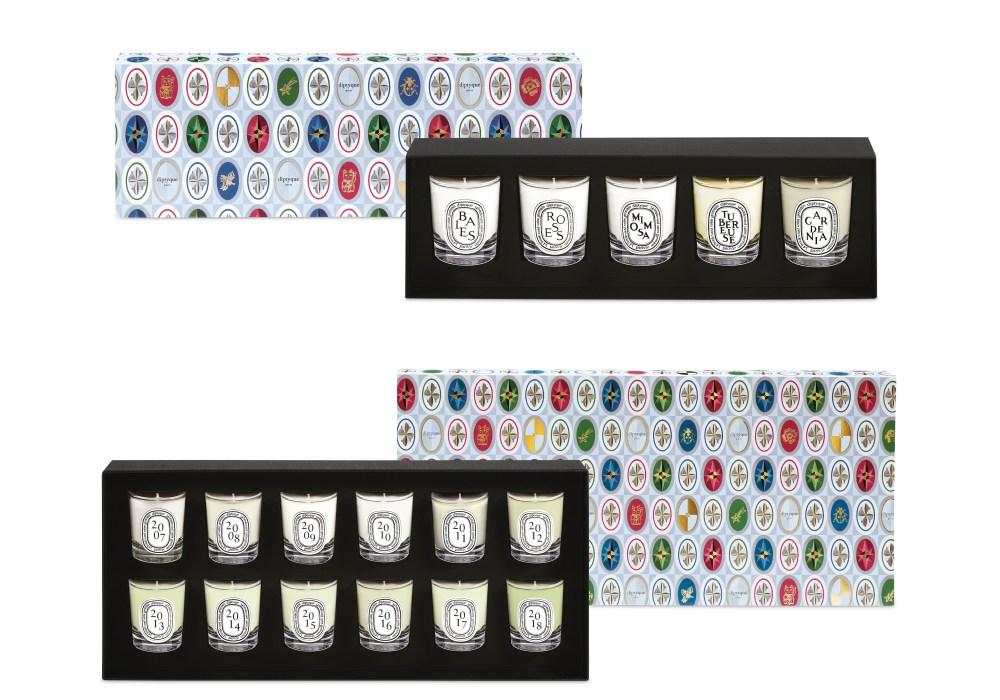 Dyptique limited edition winter collection 2019 set 70g candle - 女伴最想收到的礼物! Diptyque 佳节系列传递幸运