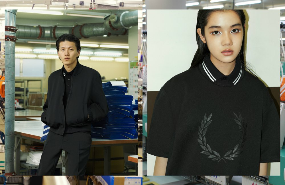 FRED PERRY REXKL The Collections FP Made in Japan - 全新快闪式概念零售店正式开业:FRED PERRY REXKL