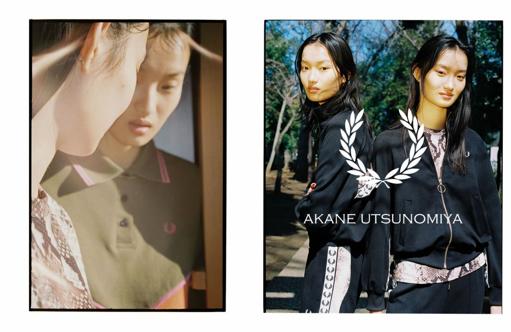 FRED PERRY REXKL The Collections FP X AKANE UTSUNOMIYA - 全新快闪式概念零售店正式开业:FRED PERRY REXKL
