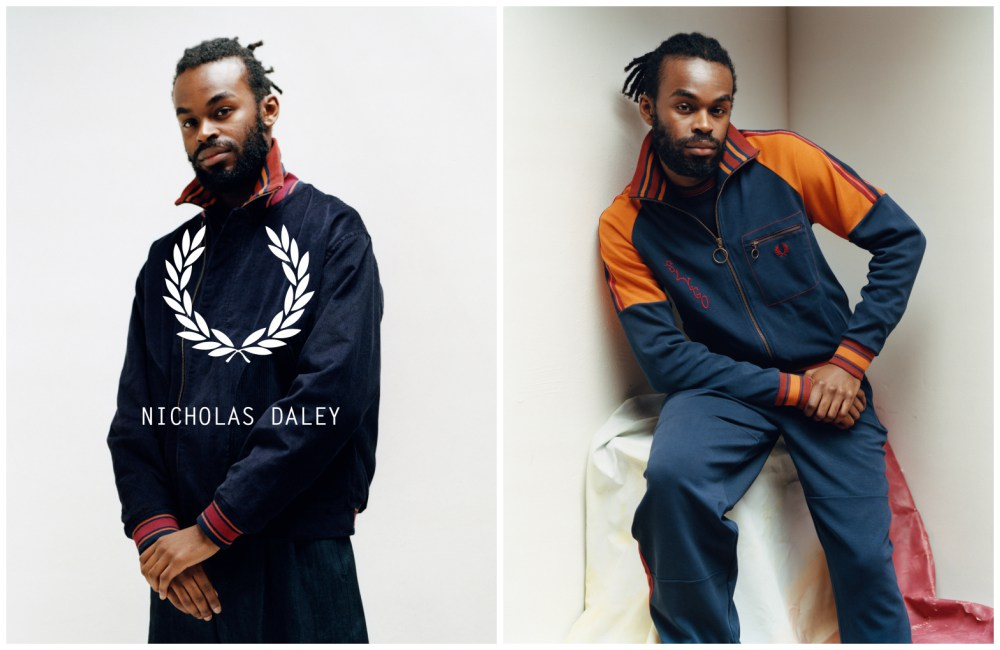 FRED PERRY REXKL The Collections FP X Nicholas Daley - 全新快闪式概念零售店正式开业:FRED PERRY REXKL