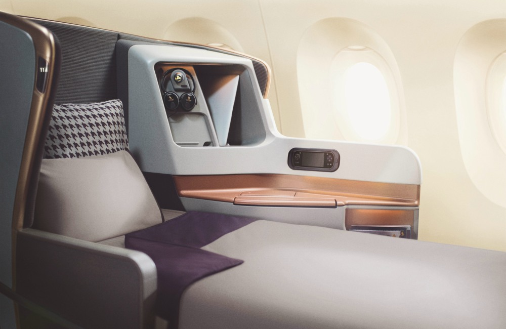 Flying to Dusseldorf with Singapore Airlines Bussiness Class - 与新加坡航空飞抵 DUSSELDORF 展开美妙旅程