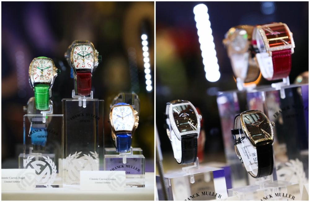 Franck Muller 100 Masterpieces Exhibition With Sincere Fine Watches Watches 3 - 百强杰作盛大庆典:100 MASTERPIECES 独家表展