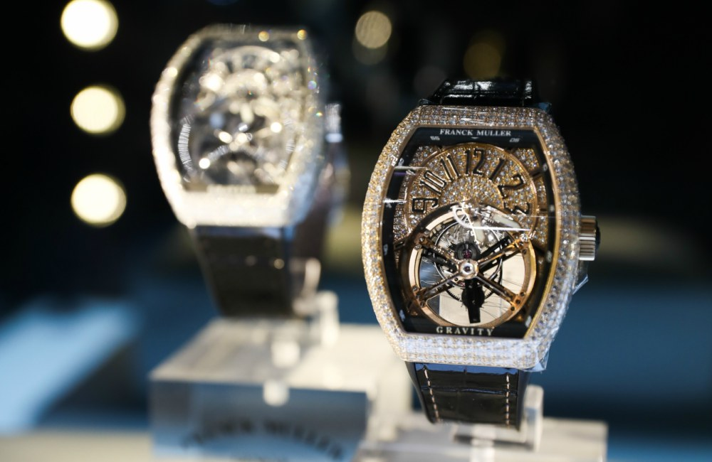Franck Muller 100 Masterpieces Exhibition With Sincere Fine Watches Watches 5 - 百强杰作盛大庆典:100 MASTERPIECES 独家表展